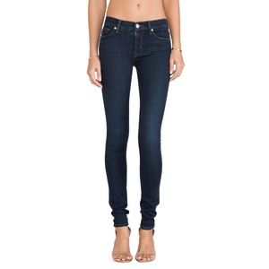 Hudson | Shine Midrise Skinny Jeans, Problem Child